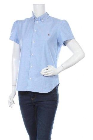 Γυναικείο πουκάμισο Ralph Lauren, Μέγεθος XL, Χρώμα Μπλέ, Βαμβάκι, Τιμή 44,78€
