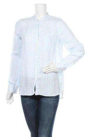 Γυναικείο πουκάμισο Seidensticker, Μέγεθος M, Χρώμα Λευκό, Λινό, Τιμή 30,54€