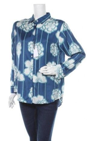 Γυναικείο πουκάμισο Seidensticker, Μέγεθος M, Χρώμα Πολύχρωμο, 80% βισκόζη, 20% μετάξι, Τιμή 26,68€