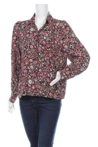 Дамска риза Soaked In Luxury, Размер M, Цвят Многоцветен, Вискоза, Цена 18,48лв.