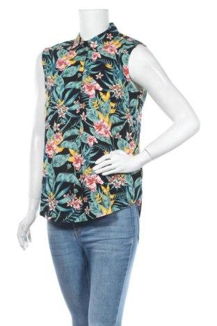 Γυναικείο πουκάμισο Tom Tailor, Μέγεθος M, Χρώμα Πολύχρωμο, Βισκόζη, Τιμή 18,95€