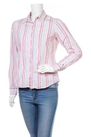 Γυναικείο πουκάμισο Tommy Hilfiger, Μέγεθος S, Χρώμα Πολύχρωμο, 97% βαμβάκι, 3% ελαστάνη, Τιμή 22,27€