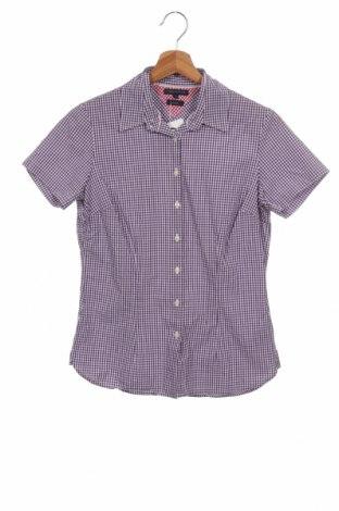 Γυναικείο πουκάμισο Tommy Hilfiger, Μέγεθος XS, Χρώμα Βιολετί, 97% βαμβάκι, 3% ελαστάνη, Τιμή 19,49€