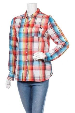 Γυναικείο πουκάμισο Tommy Hilfiger, Μέγεθος M, Χρώμα Πολύχρωμο, Βαμβάκι, Τιμή 22,27€