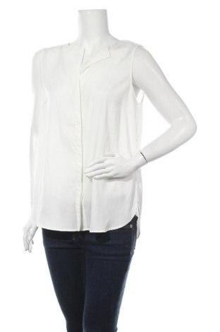 Дамска риза Vero Moda, Размер XL, Цвят Бял, 95% полиестер, 5% еластан, Цена 15,68лв.