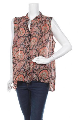 Дамска риза Vrs Woman, Размер XL, Цвят Многоцветен, 100% полиестер, Цена 3,00лв.