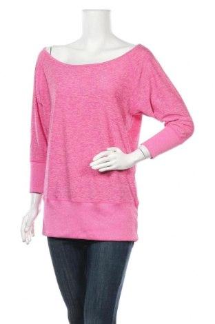 Дамска спортна блуза Active By Tchibo, Размер S, Цвят Розов, 87% полиестер, 13% еластан, Цена 6,62лв.