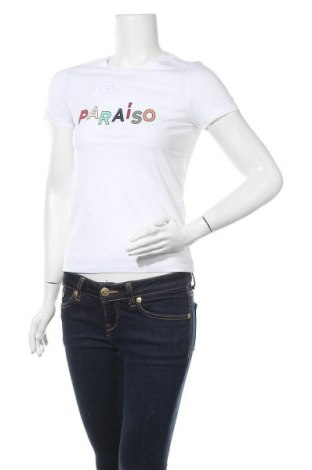 Γυναικείο t-shirt Banana Republic, Μέγεθος XXS, Χρώμα Λευκό, Βαμβάκι, Τιμή 19,79€