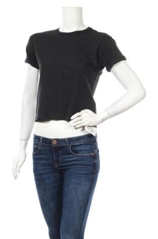 Tricou de femei Hollister, Mărime XS, Culoare Negru, Bumbac, Preț 24,80 Lei