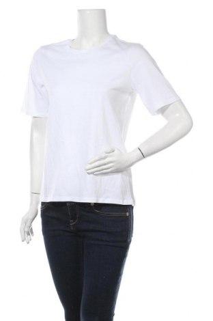 Γυναικείο t-shirt ONLY, Μέγεθος S, Χρώμα Λευκό, Βαμβάκι, Τιμή 10,05€