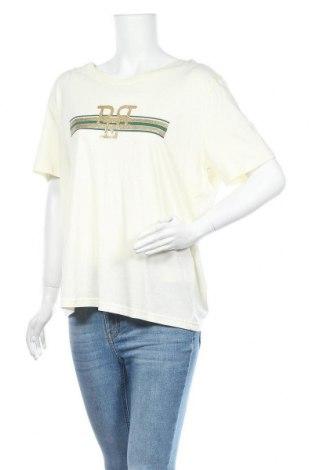 Γυναικείο t-shirt Pep, Μέγεθος XL, Χρώμα Κίτρινο, 50% βαμβάκι, 50% βισκόζη, Τιμή 10,82€