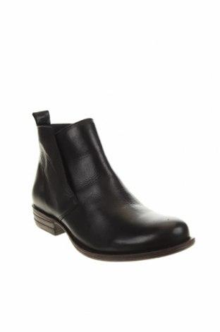 Дамски боти Anna Field, Размер 37, Цвят Черен, Естествена кожа, Цена 139,00лв.