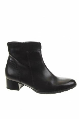 Dámské boty  Gabor, Velikost 38, Barva Černá, Pravá kůže, Cena  1728,00Kč