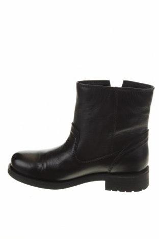 Дамски боти Geox, Размер 36, Цвят Черен, Естествена кожа, Цена 189,00лв.