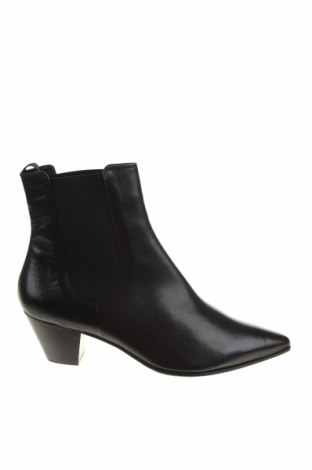 Дамски боти Hogl, Размер 41, Цвят Черен, Естествена кожа, Цена 239,00лв.