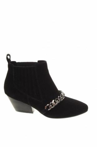 Дамски боти Shoe The Bear, Размер 37, Цвят Черен, Естествен велур, Цена 259,00лв.