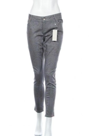 Дамски дънки Betty & Co, Размер L, Цвят Сив, 98% памук, 2% еластан, Цена 28,38лв.