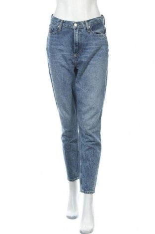 Γυναικείο Τζίν Calvin Klein Jeans, Μέγεθος M, Χρώμα Μπλέ, Βαμβάκι, Τιμή 67,36€