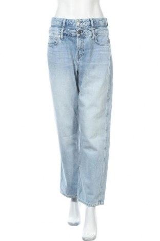 Γυναικείο Τζίν Dua Lipa x Pepe Jeans, Μέγεθος L, Χρώμα Μπλέ, Βαμβάκι, Τιμή 65,33€