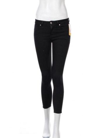 Γυναικείο Τζίν H&M Divided, Μέγεθος S, Χρώμα Μαύρο, 63% βαμβάκι, 35% πολυεστέρας, 2% ελαστάνη, Τιμή 32,01€