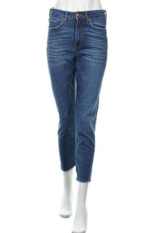 Γυναικείο Τζίν H&M Divided, Μέγεθος S, Χρώμα Μπλέ, 99% βαμβάκι, 1% ελαστάνη, Τιμή 15,77€