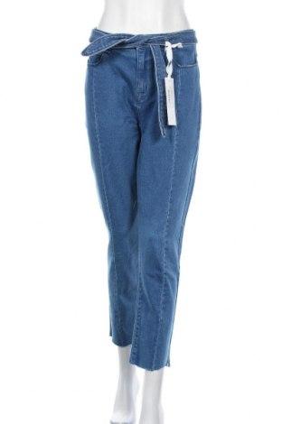 Дамски дънки Ivy Copenhagen, Размер M, Цвят Син, 99% памук, 1% еластан, Цена 35,99лв.