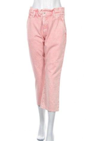 Дамски дънки Jake*s, Размер M, Цвят Розов, Цена 48,00лв.