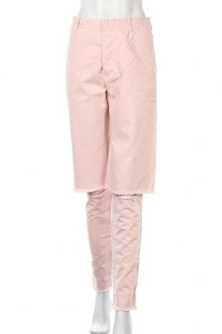 Γυναικείο Τζίν Ksenia Schnaider, Μέγεθος M, Χρώμα Ρόζ , Βαμβάκι, Τιμή 150,39€