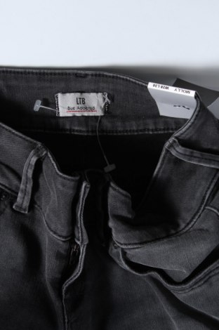 Дамски дънки Ltb, Размер M, Цвят Сив, 76% памук, 11% полиестер, 11% модал, 2% еластан, Цена 23,12лв.