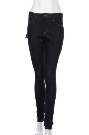 Дамски дънки Mavi, Размер M, Цвят Син, 77% памук, 23% полиестер, Цена 81,75лв.