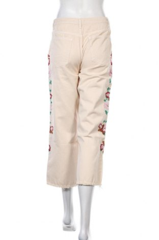 Дамски дънки Mint & Berry, Размер M, Цвят Бежов, Памук, Цена 21,65лв.