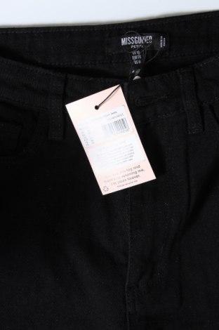 Дамски дънки Missguided, Размер M, Цвят Черен, 70% памук, 30% полиестер, Цена 17,00лв.