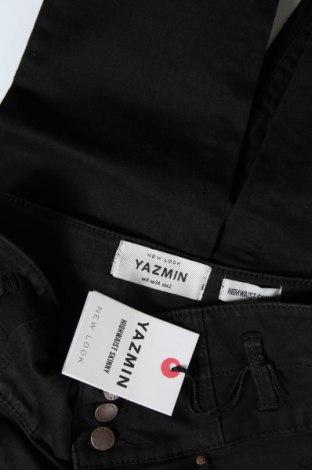 Дамски дънки New Look, Размер XS, Цвят Черен, 71% памук, 25% полиестер, 4% еластан, Цена 15,71лв.