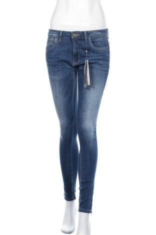 Γυναικείο Τζίν ONLY, Μέγεθος L, Χρώμα Μπλέ, 84% βαμβάκι, 14% πολυεστέρας, 2% ελαστάνη, Τιμή 26,68€