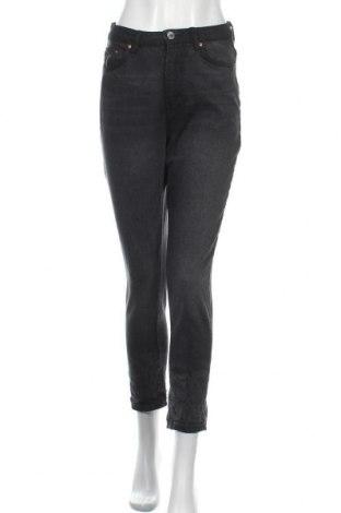 Дамски дънки Perfect Jeans By Gina Tricot, Размер S, Цвят Черен, Памук, Цена 25,96лв.