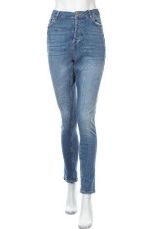 Γυναικείο Τζίν Pieces, Μέγεθος L, Χρώμα Μπλέ, 99% βαμβάκι, 1% ελαστάνη, Τιμή 30,54€
