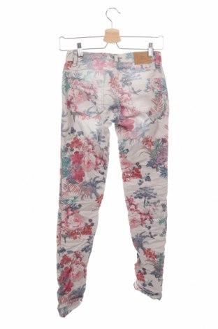 Дамски дънки Please, Размер XS, Цвят Многоцветен, 75% памук, 22% полиестер, 3% еластан, Цена 6,63лв.