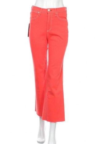 Γυναικείο Τζίν Rag & Bone, Μέγεθος S, Χρώμα Κόκκινο, 98% βαμβάκι, 2% ελαστάνη, Τιμή 150,39€