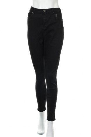 Дамски дънки Simply Be, Размер XL, Цвят Черен, 70% памук, 20% полиестер, 9% вискоза, 1% еластан, Цена 22,42лв.