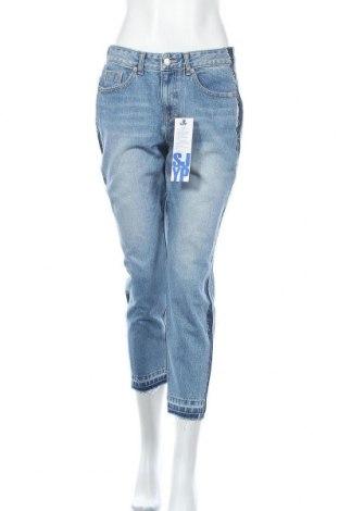 Γυναικείο Τζίν Sjyp, Μέγεθος M, Χρώμα Μπλέ, Βαμβάκι, Τιμή 161,99€