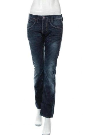 Γυναικείο Τζίν Takeshy Kurosawa, Μέγεθος L, Χρώμα Μπλέ, 100% βαμβάκι, Τιμή 24,12€