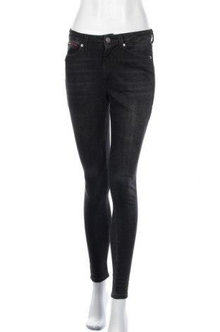 Γυναικείο Τζίν Tommy Hilfiger, Μέγεθος M, Χρώμα Γκρί, 90% βαμβάκι, 8% ελαστάνη, 2% ελαστάνη, Τιμή 66,98€