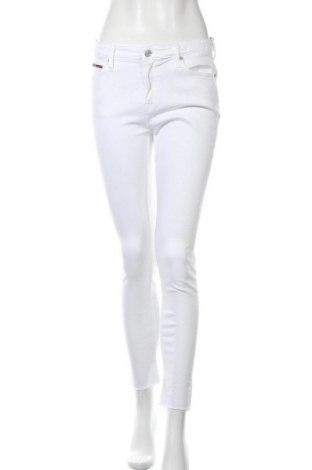 Γυναικείο Τζίν Tommy Hilfiger, Μέγεθος L, Χρώμα Λευκό, 92% βαμβάκι, 6% πολυεστέρας, 2% ελαστάνη, Τιμή 62,39€