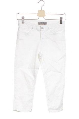 Дамски дънки Vero Moda, Размер XS, Цвят Бял, 62% памук, 36% полиестер, 2% еластан, Цена 5,22лв.