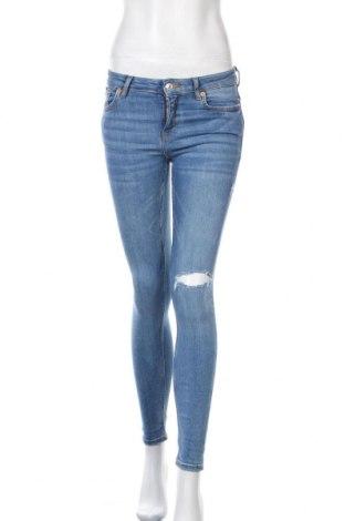 Γυναικείο Τζίν Zara, Μέγεθος XS, Χρώμα Μπλέ, Τιμή 18,09€