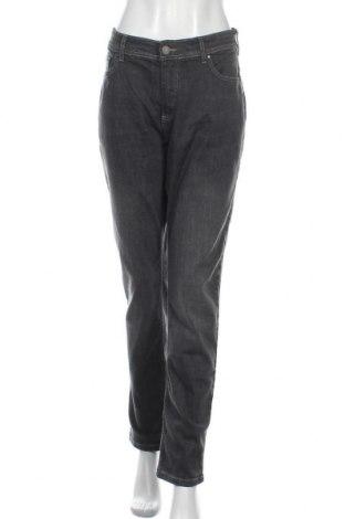 Дамски дънки Zizzi, Размер XL, Цвят Сив, 98% памук, 2% еластан, Цена 27,44лв.