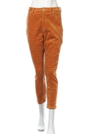 Дамски джинси Review, Размер S, Цвят Кафяв, Цена 49,50лв.
