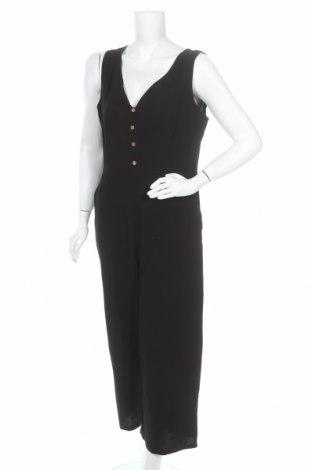 Γυναικεία σαλοπέτα Ecowish, Μέγεθος L, Χρώμα Μαύρο, Βαμβάκι, Τιμή 9,87€