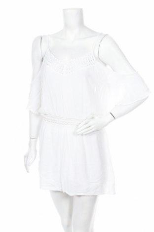 Γυναικεία σαλοπέτα Fb Sister, Μέγεθος L, Χρώμα Λευκό, Βισκόζη, Τιμή 16,89€