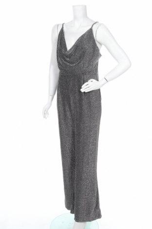 Γυναικεία σαλοπέτα Girl in Mind, Μέγεθος XL, Χρώμα Γκρί, 90% πολυεστέρας, 10% ελαστάνη, Τιμή 8,31€